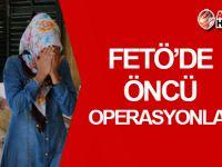 FETÖ'de öncü operasyonlar!