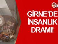 Girne'de insanlık DRAMI!