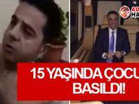 Ülkü Ocakları Eski Başkanı'na 'çocuk istismarından' SUÇÜSTÜ!