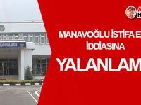 'FETÖ soruşturması istifa getirdi' iddiası!