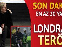 Londra'da patlamanın ardından ikinci bomba paniği!