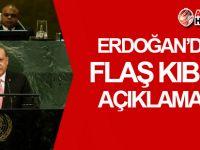 Erdoğan: Çözüm tekliflerini değerlendirmeye hazırız