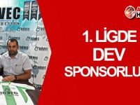 Çanakkale Spor Kulübü'ne Dev Sponsor