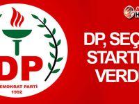 DP, aday adaylarının başvurularını almaya başladı!
