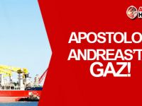 Apostolos Andreas'ta dogalgaz yatağı!