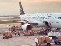 Anavatan'dan KKTC'ye bir uçak dolusu tıbbi malzeme
