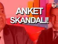 KKTC'de ANKET SKANDALI!