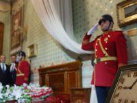 Atatürk Dolmabahçe Sarayı'ndaki odasında törenle anıldı
