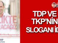 Halkın Partisi'nden slogan GAFI!