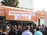 UBP'de üyeler milletvekili adaylarını belirledi