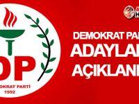 DP adayları açıklandı!