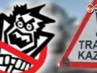 Lefkoşa–Güzelyurt anayolunda trafik kazası!