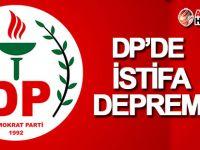 DP İskele ve Karpaz'da istifa depremi!