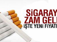 Tütün ve sigaraya ZAM!