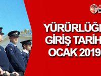 Polis Örgütü Yasa Önerisi'nde DEĞİŞİKLİK!