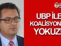 Erhürman: UBP ile hükümet kurmayacağız!
