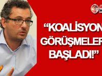 Erhürman: 'Koalisyon' için görüşmeler başladı!