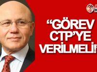 Talat: Hükümeti kurma görevi CTP'ye verilmeli!