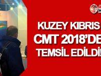 Kuzey Kıbrıs CMT 2018'de temsil edildi