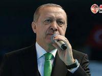 Erdoğan'dan bölge ülkelerine mesaj