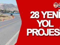 Atakan: Ülke genelinde 28 yol projemiz var