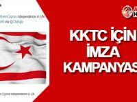 Makedonya'dan KKTC'nin Tanınması İçin İmza Kampanyası