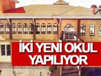 Girne'ye iki yeni okul yapılıyor!