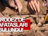 Baf'ta insan kafatasları ve kemikleri bulundu!