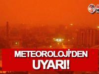 Meteoroloji'den uyarı: Bu gece yarısına kadar sürecek!