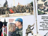 """""""Afrin artık tertemiz"""" manşetleri..."""