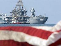 Exxon şirketine ait araştırma gemisi 10'uncu parselde