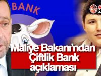 Kuzey Kıbrıs'tan Çiftlik Bank açıklaması!