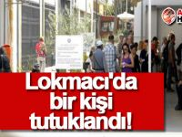 Lokmacı'da bir kişi uyuşturucudan tutuklandı!
