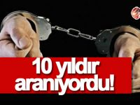 Aranan Kıbrıslı Türk Metehan'da tutuklandı