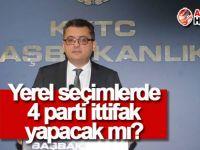 Başbakan'dan yerel seçimlerde '4'lü ittifak' açıklaması!