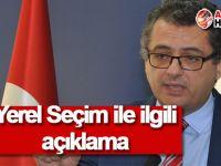 Başbakan yerelseçimlerle ilgili açıklama yaptı