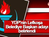 YDP'nin Lefkoşa Belediye Başkan adayı belirlendi