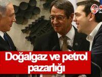 Güney Kıbrıs'ta doğalgaz ve petrol pazarlığı