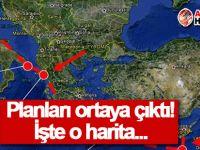 İsrail, Rum, Yunan planı ortaya çıktı!