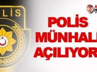 Polis Genel Müdürlüğü münhal açtı