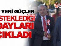 TKP Yeni Güçler destek vereceği adayları açıkladı