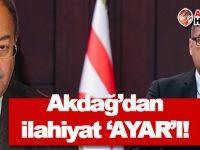 Akdağ 'diploma krizi'ne el attı!