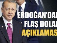 Erdoğan'dan flaş dolar açıklaması!