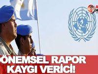 BM Barış Gücü Dönemsel Raporu kaygı verici!