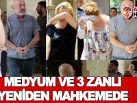 'Organize Şantaj Çetesi' yeniden mahkemeye çıkarıldı!