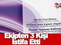 Kıbrıs'ta Ortak Sözlük Tartışması Sürüyor: Ekipten 3 Kişi İstifa Etti