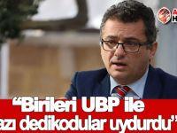 Erhürman: Birileri UBP ile bazı dedikodular uydurdu