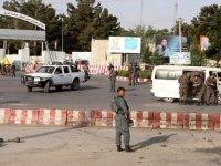 Afganistan Cumhurbaşkanı Yardımcısı'na suikast!