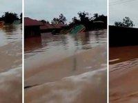 Laos'ta baraj çöktü: Sular 6 köyü yuttu, Yüzlerce kişi kayboldu