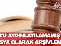 Öldürülen 17 Kıbrıslı Türkün 3'ü aydınlatılamamış dosya olarak arşivlendi